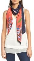 Ted Baker Women's Tropical Oasis Skinny Scarf