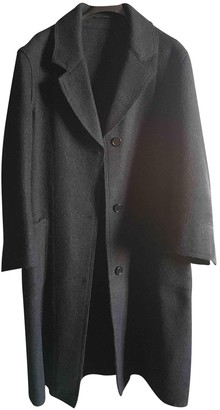 Margaret Howell \N Black Wool Coat for Women