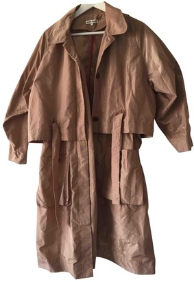 Henrik Vibskov \N Beige Trench Coat for Women