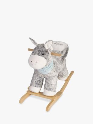 Kaloo Plush Donkey Rocker