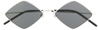 Saint Laurent Eyewear Diamond-Shape Sunglasses