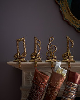 Thumbnail for your product : Horchow Music Note Christmas Stocking Hooks