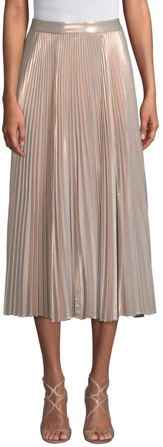 A.L.C. Women's Bobby Pleated Midi Skirt