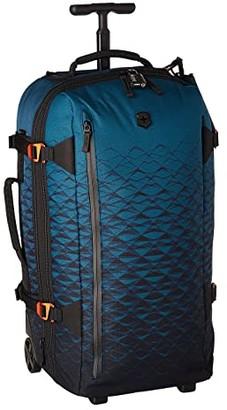 Victorinox VX Touring Wheeled Duffel Medium (Dark Teal) Duffel Bags