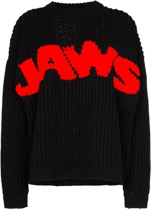 Calvin Klein Jaws chunky knit jumper