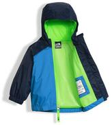 The North Face Stormy Rain Triclimate® Hooded Jacket, Blue, Size 3-24 Months