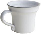 Set of 4 Bevagna White Handmade Mugs