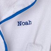 Personalized 2-4 yr. Bath Robe (Blue)