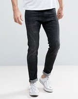 Replay Jondrill Skinny Fit Jean Washed Back