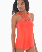 Soma Intimates Morgan Strappy Swim Tankini Top