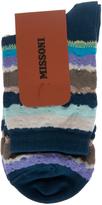 Missoni Knit Socks