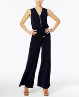 MICHAEL Michael Kors Zip-Detail Jumpsuit