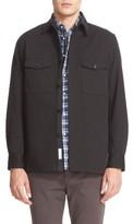 Rag & Bone Men's Hudson Ii Woven Shirt Jacket