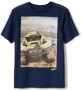 Gap GapKids | Hot Wheels© short sleeve tee