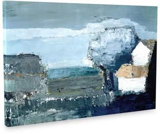 Eurographics Paysage Mediterraneen Canvas Wall Art