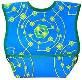 Dex Baby Dura-bib Big Mouth - (Fruit, Happy, Map, Stars) 6-24 Month (Map) by