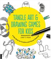 Quarto Publishing Tangle Art and Drawing Games for Kids