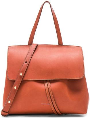 Mansur Gavriel Mini Lady Bag in Brandy Avion | FWRD