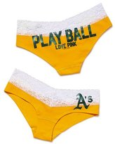 Victoria's Secret Pink® Oakland Athletics Perfect Pink Hipster Panty