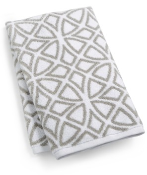 """Hotel Collection Connections Cotton 20"""" x 30"""" Hand Towel, Created for Macy's Bedding"""