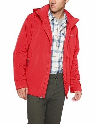 Columbia Men's Big and Tall Gate Racer Big & Tall Softshell