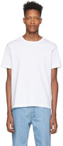 Champion Reverse Weave White Basic T-Shirt