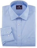 STAFFORD Stafford Executive Non-Iron Cotton Pinpoint Oxford Dress Shirt - Big & Tall