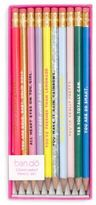 ban.do Compliment Pencil Set- Set of 10
