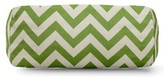 Zig Zag Bolster Pillow Majestic Home Goods Color: Sage