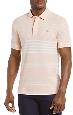 Lacoste Striped Regular Fit Polo Shirt