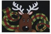 Nourison Reindeer Scarf Rug