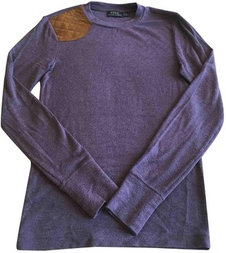 Polo Ralph Lauren Purple Knitwear for Women