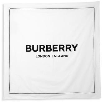 Burberry N1 Logo Blanket