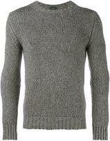 Incotex chunky knit jumper