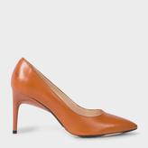 Paul Smith Women's Tan Leather 'Ellis' Shoes