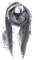 Chan Luu Cashmere Silk Tie-Dyed Scarf