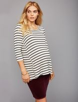A Pea in the Pod Side Zip Nursing Tee