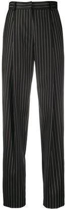 Magda Butrym Pinstripe Trousers