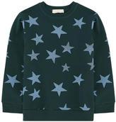 Stella McCartney Star-printed organic cotton sweatshirt - Betty