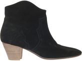 Etoile Isabel Marant Dicker Suede Boots