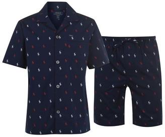 Polo Ralph Lauren All Over Print Pyjama Set
