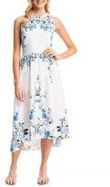 Cynthia Steffe Sydney Floral-Print Maxi Dress