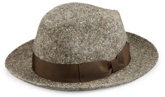 Saks Fifth Avenue COLLECTION Donegal Wool Fedora