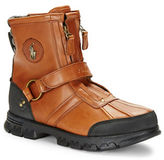Polo Ralph Lauren Conquest Leather Work Boots