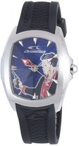Chronotech Men's CT.7076M/03 Blue Dial watch.