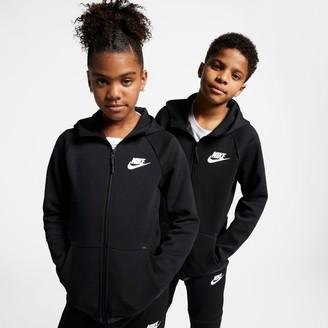 Nike Kids' Sportswear Tech Fleece Full-Zip Jacket