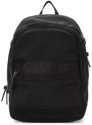 Moncler Black Gimont Backpack