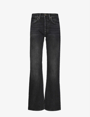 Acne Studios Vintage flared high-rise jeans