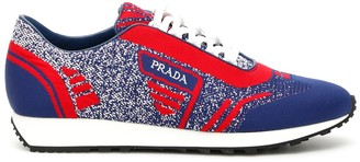 Prada Colour Block Sneakers