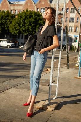 Velvet by Graham & Spencer Victoria Hi Rise Straight Leg Jean